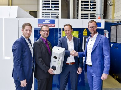 Chargepoint Europe bv