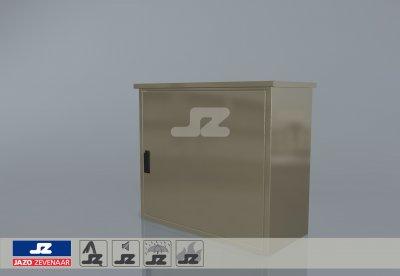Gas meter box G25