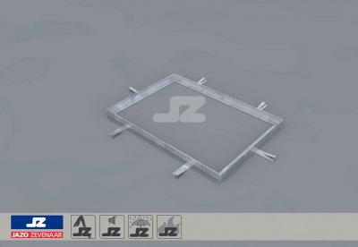 Frame LxB 710x510