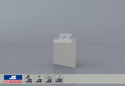 Sticker board Enexis 300x300x2