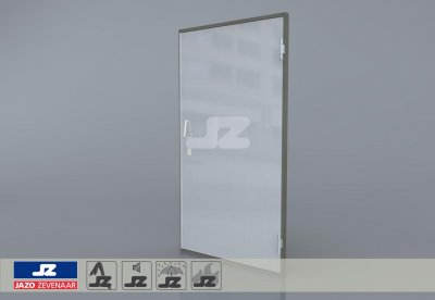 Type P aluminum door purchasing station Right