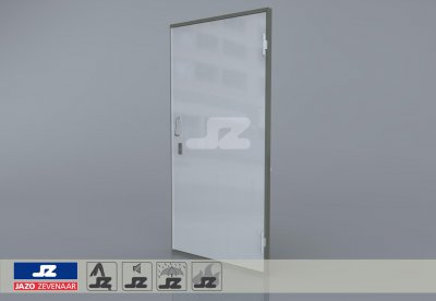 Type P aluminum door purchasing station