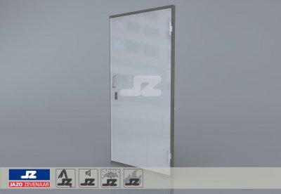 Type P aluminum door purchasing station