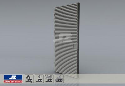 Type P false window door HS-42