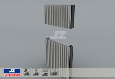 VS-42 false grating aluminium