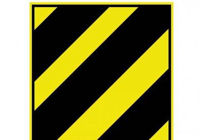 Waarschuwingsbord Brandweer