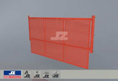 Safety fence 2780-3