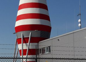 Lelystad Airport Traffic Control Tower
